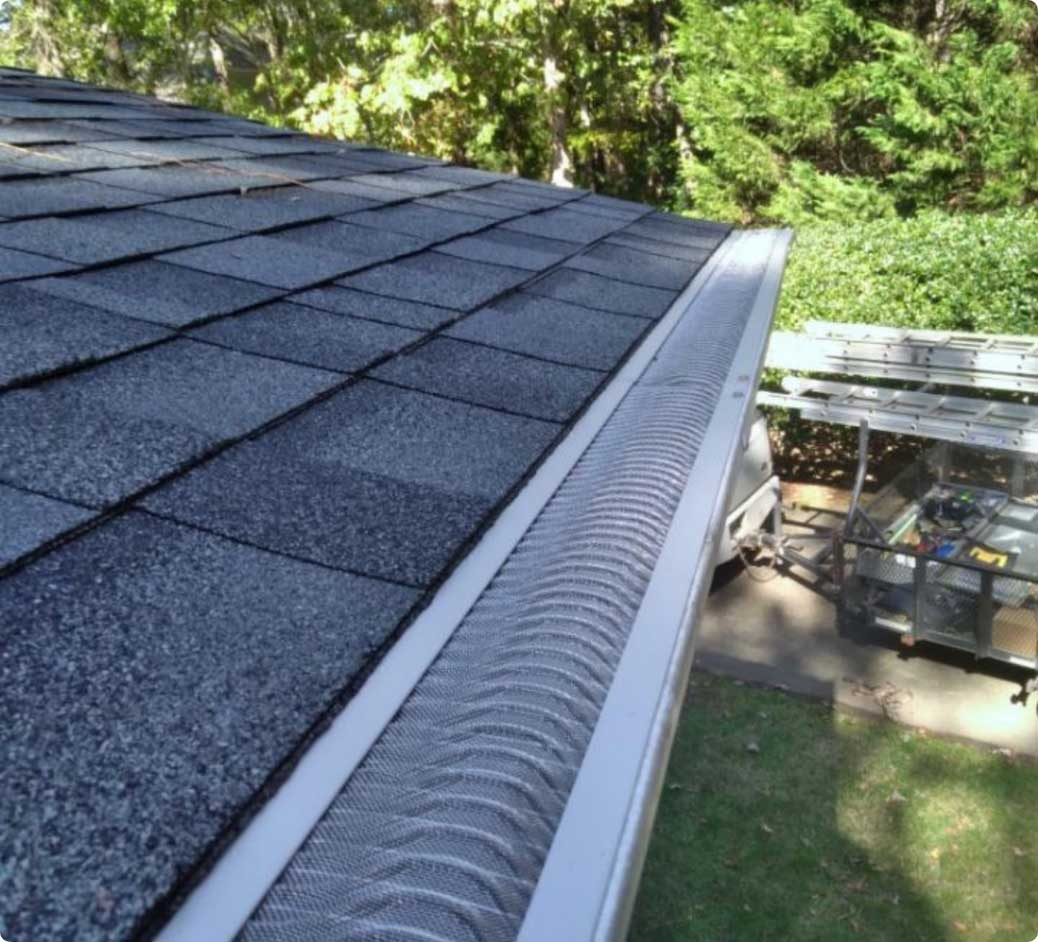 Raleigh Clogged Gutter Solutions